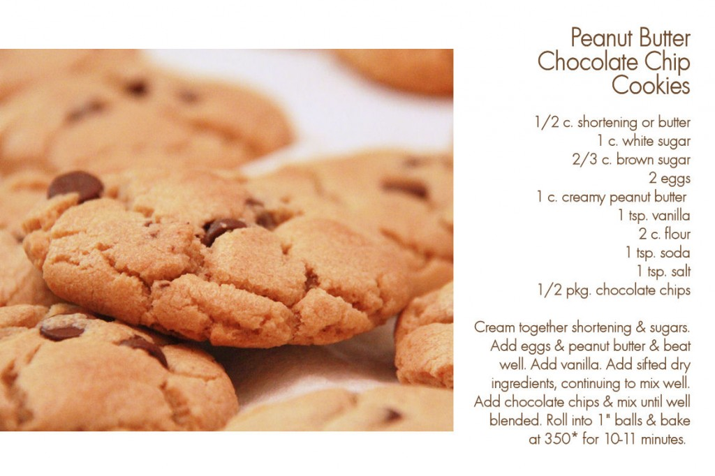Chocolate Chip Recipe